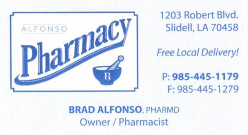 Alfonso Pharmacy