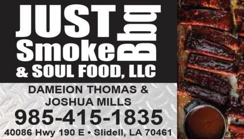 Just Smoke & Soul Food