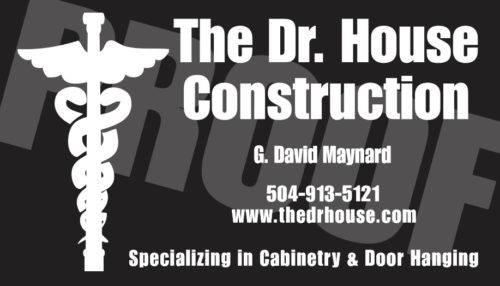 The Dr House Construction