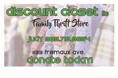 Discount Closet