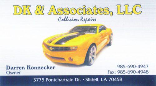 DK & Associates, LLC