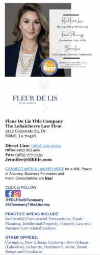 Fleur De Lis Title Company