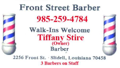 Front Street Barbar