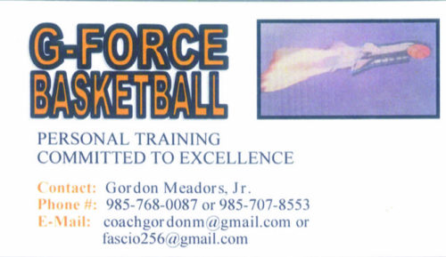 G-Force Basketball