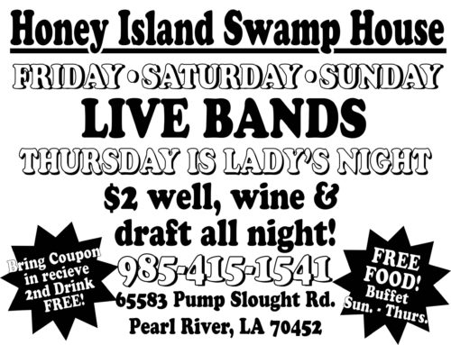 Honey Island Swamp House