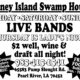 Honey Island Swamp House