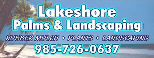 Lakeshore Palms & Landscaping