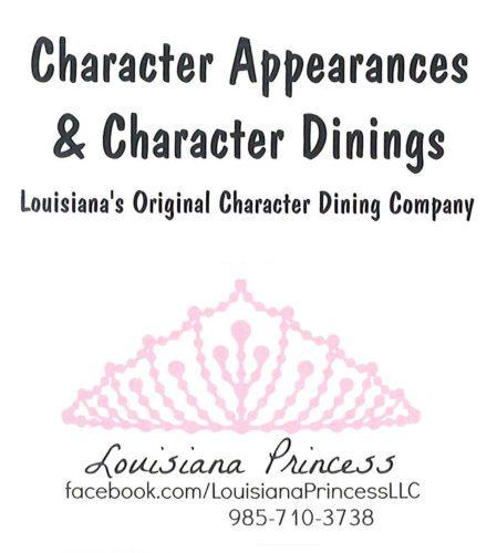 Louisiana Princess