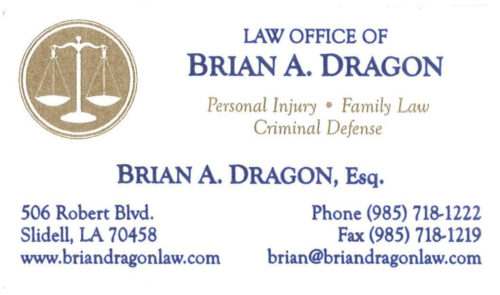 Law Office of Brian A. Dragon