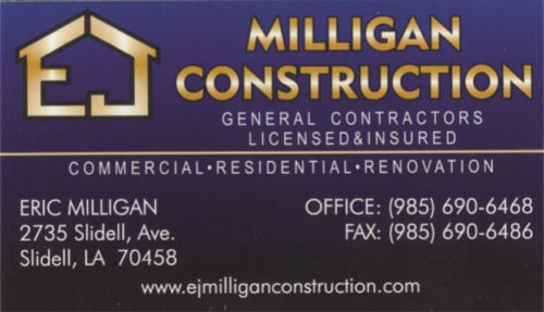 Milligan Construction