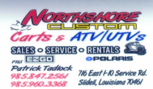 Northshore Custom Carts & ATV/UTVs