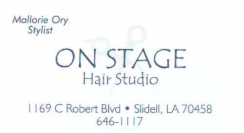 On Stage Hair Studio