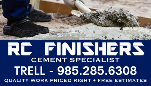 RC Finishers Cement Specialist