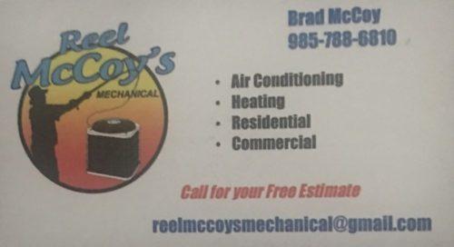 Reel McCoy's