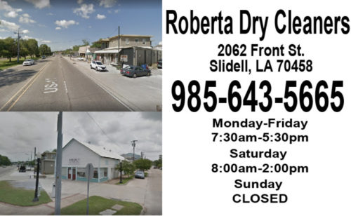 Roberta Dry Cleaners