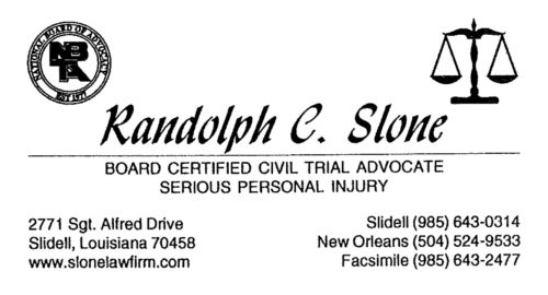 Randolph C. Slone