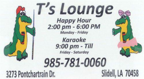 T's Lounge